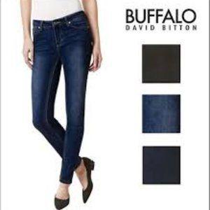 "Buffalo David Bitton ""Francesca"" Mid-Rise Skinny S"